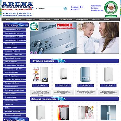 poza www.arenainstalatiilor.ro